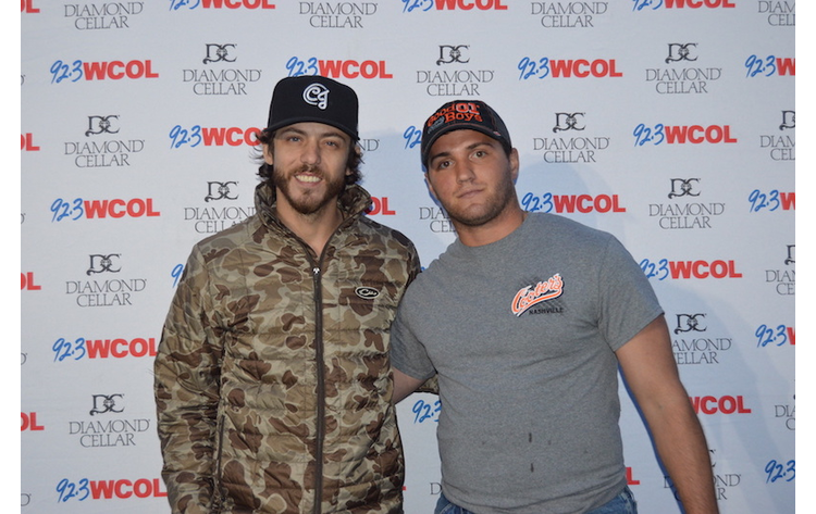 Wcolcountryjam chris janson meet and greet 923 wcol photo 1 of 12 m4hsunfo