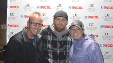 Wcol local stuff 923 wcol wcolcountryjam brantley gilbert meet and greet sep 2 2017 m4hsunfo