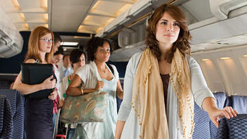 Weird News - Why You Don't Ever Want To Be One Of The First People On A Plane