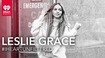 iHeartUnfiltered - Leslie Grace Showcases Her Roots During Hometown Show | #iHeartUnfiltered