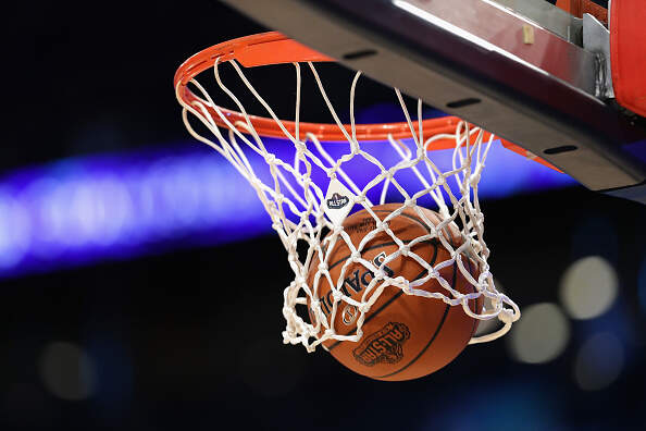 Basketball Rim - Getty Images