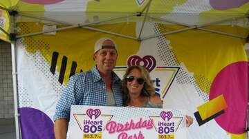 iHeart 80s @ 103.7 Birthday Bash - Find Your Pic Gallery 1 - iHeart 80s Birthday Bash