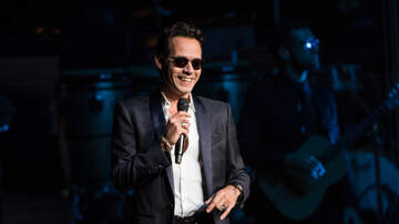 Amanda Flores - Marc Anthony performs Valentine's Night at AAC