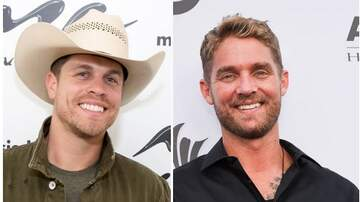 #WhatsAwesome Week - Dustin Lynch is 'Sloppy Seconds' to Brett Young