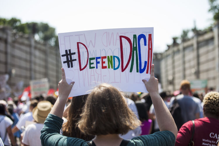 DACA Protest Getty Images