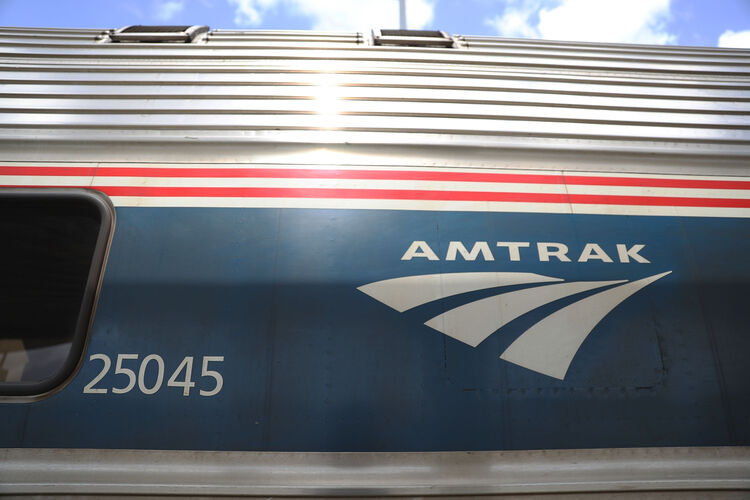Amtrak Getty Images