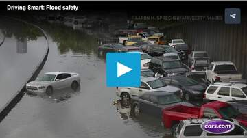 StormWatch - What to do if you're trapped in a car during a flood