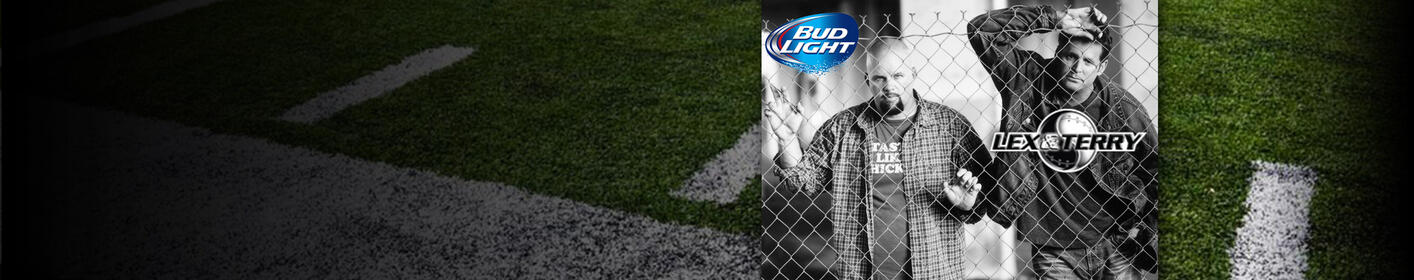 Bud Light Presents Pick Em' With Lex and Terry: Win Bud Gear & A Flat Screen TV