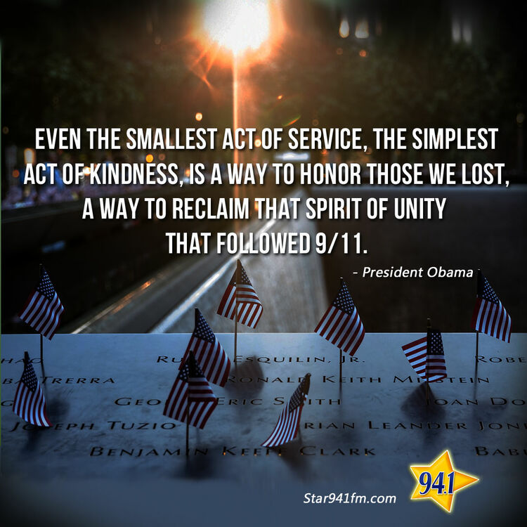 Feel Good Quote of the Day - September 11