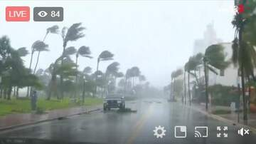 StormWatch - Live video scenes from Miami