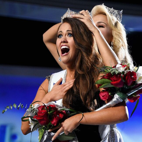 Miss America 2018.