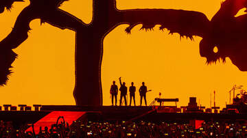Photos - U2 at Lucas Oil Stadium