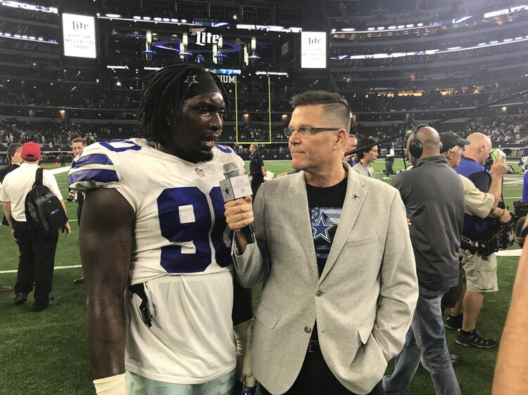Demarcus Lawrence & Jeff K