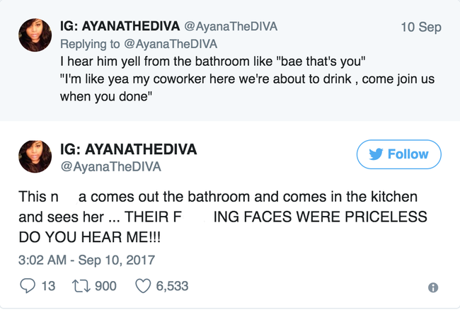 Drama On Twitter: Woman Learns Her Man Is Cheating On Her