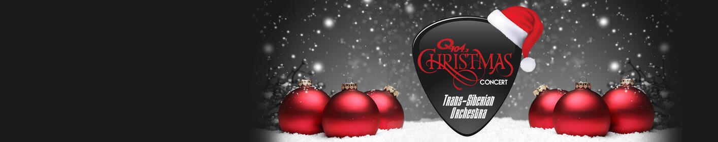 Q104.3's Christmas Concert Is Back!