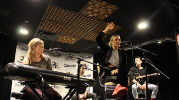 Cities 97.1 Studio C - Rachel Platten in Studio C (PHOTOS)