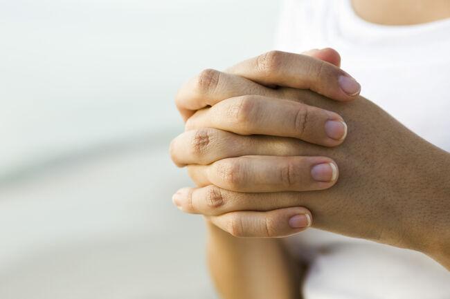 Prayer Getty RF