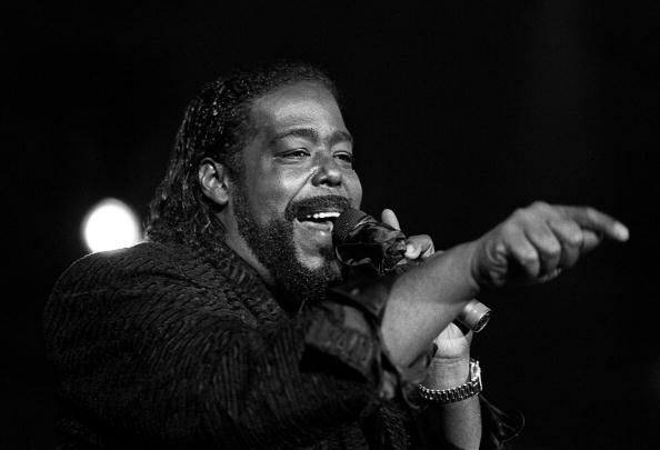 Barry White - Getty Images