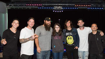 Photos - Sleeping with Sirens Meet & Greet