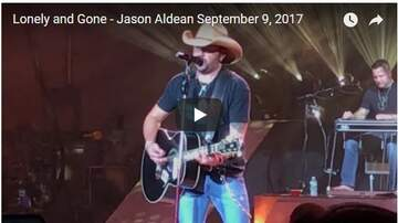 Todd Berry - MUST SEE: Jason Aldean tribute to Troy Gentry Lonley & Gone