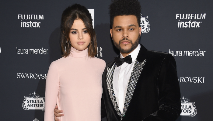 Selena Gomez & The Weeknd Split Up After 10 Months Together on STAR 94.1