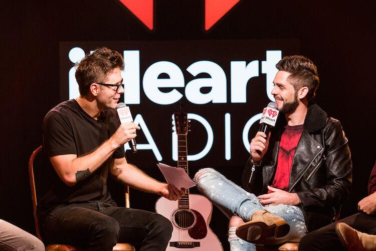 Thomas Rhett iHeartCountry Album Release Party