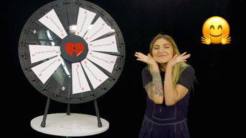 iHeartRadio Daytime Village - Julia Michaels' Thoughts on 'What Happens Vegas, Stays In Vegas' (VIDEO)