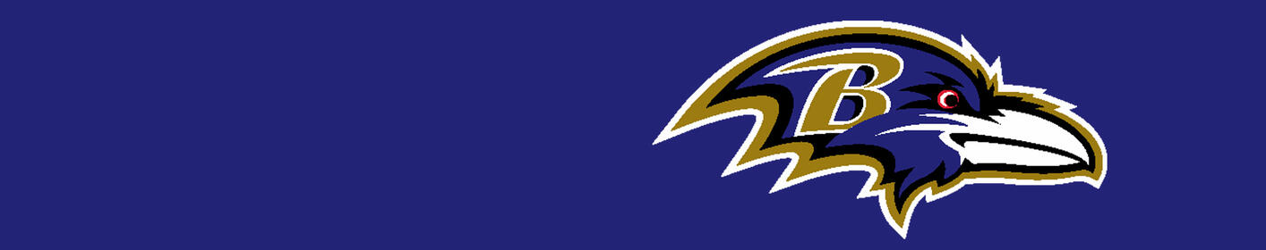 Every Game, Every Weekend. Your Home For The Baltimore Ravens!