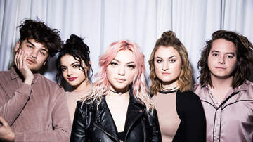 iHeartRadio Daytime Village - INTERVIEW: Hey Violet Reveals Their Festival Survival Pro Tips