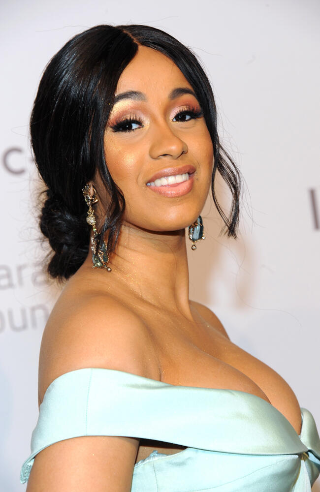Cardi B Pretty: PHOTOS: Rihanna's Diamond Ball Hot Shots: JAY-Z, Beyoncé