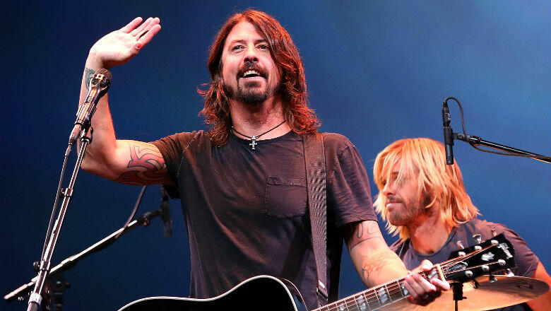 35 Things You Might Not Know About Birthday Boy Dave Grohl