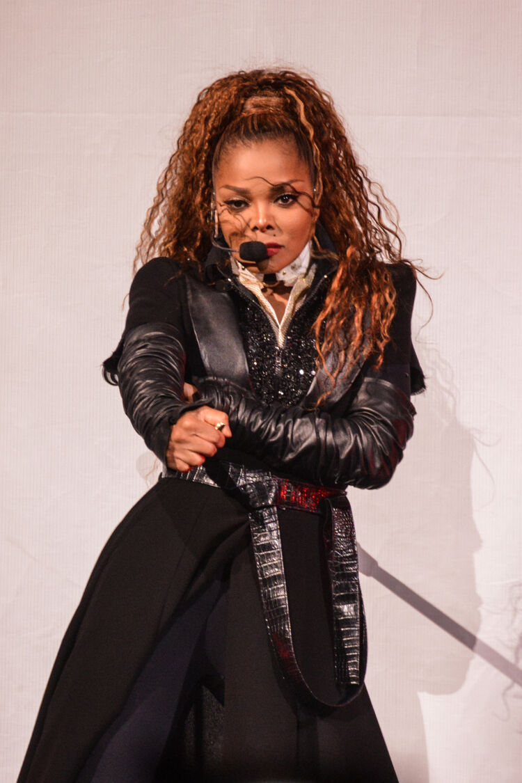 Dallas - Janet Jackson 9.14.17 AAC