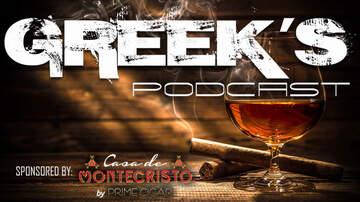 Greek's Podcast - Greek Podcast 3/14/18