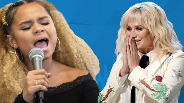 Elvis Duran - Rachel Crow Sang Us A Soulful, Powerful Kesha Cover And We All Have Chills
