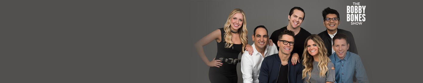 The Bobby Bones Show: Weekdays 6a-10a