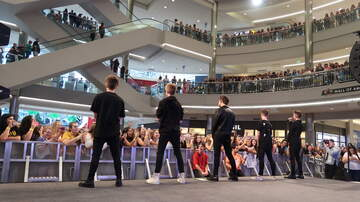 Photos - Why Don't We at the Mall of America (PHOTOS)