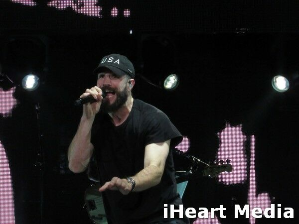 Sam Hunt brought the house party!