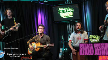 Radio 104.5 Studio Session CDs - Studio Sessions Vol. 9 - Track 9: Kaleo - All the Pretty Girls