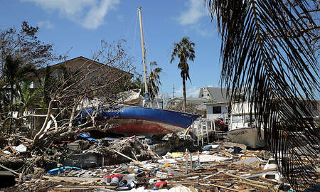 Florida News - Hurricane Irma Damage Has Reached Threshold To Increase Federal Funds