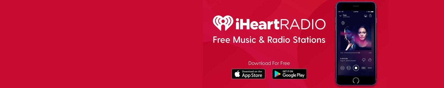 Listen Live on Your Phone, Computer, Car & More with the iHeartRadio App >