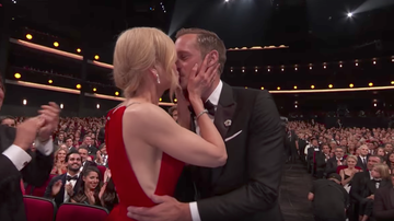 Connor - Nicole Kidman's Latest Awkward Award Show Moment