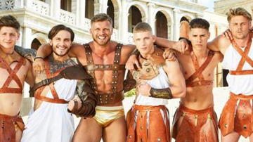 Connor - Bromans: Your Fave New British Reality Show
