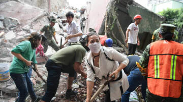 Breaking News - Death Toll Climbs In Mexico Quake