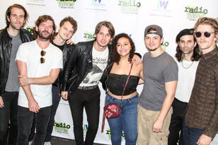 Foster the People Meet + Greet Pics, 9.18.2017