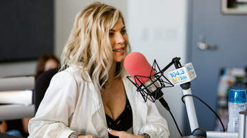 Valentine In The Morning - Fergie Opens Up About How Her New Music Is Like Her Diary