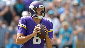 Vikings Blog - Bradford better but Vikes' starting QB week 3 still up in the air
