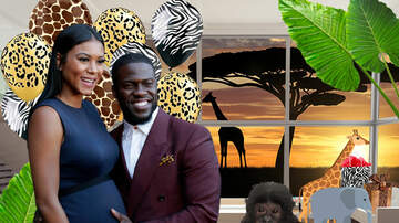 Big Nat - Kevin and Eniko Hart Welcome Baby Kenzo