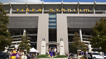 Louisiana Sports - Sellout Crowd For LSU/Georgia Saturday