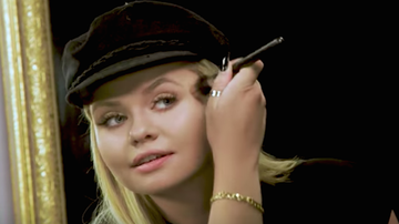 iHeartRadio Daytime Village - How To Do Your Festival Makeup Like Alli Simpson (VIDEO)