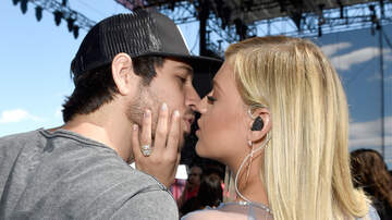 iHeartRadio Daytime Village - Kelsea Ballerini & Morgan Evans Are Actual Relationship Goals (PHOTOS)